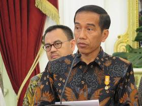 Jokowi: Banyak Orang di Sekeliling Membohongi Saya Soal Proyek!