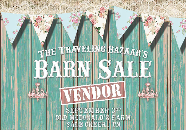 The Traveling Bazaar's Barn Sale