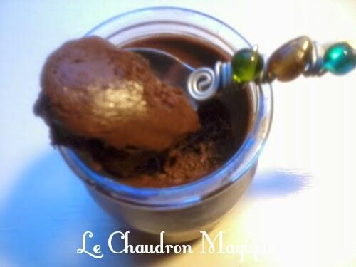 Le Chaudron Magique Monsieur Cuisine La Mousse Au Chocolat