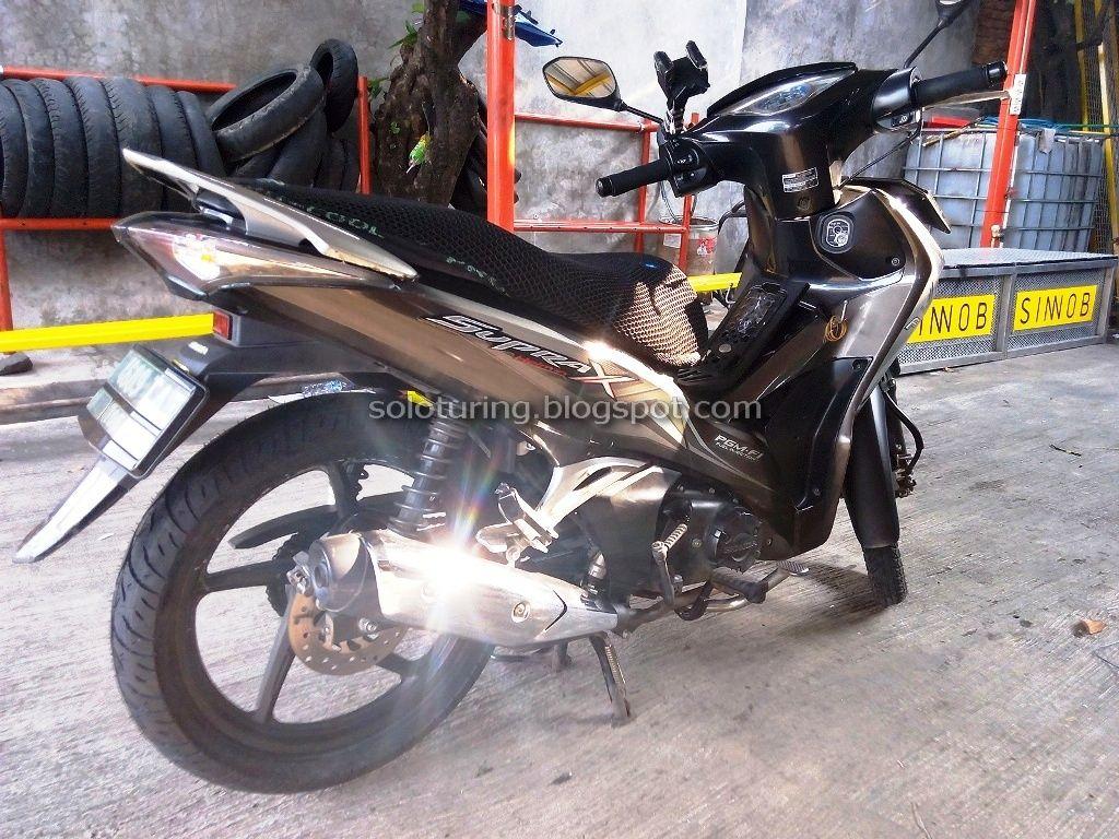 Download Koleksi Modifikasi Motor Supra X 125 Helm In Terlengkap