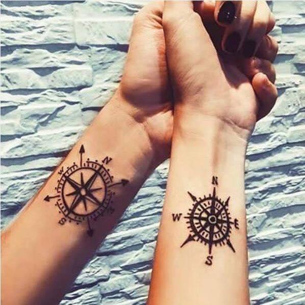 Tatuajes Para Parejas Fotos De Tatuajes