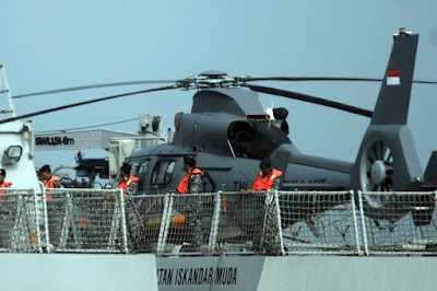 Helikopter Anti-Kapal Selam Pesanan TNI-AL
