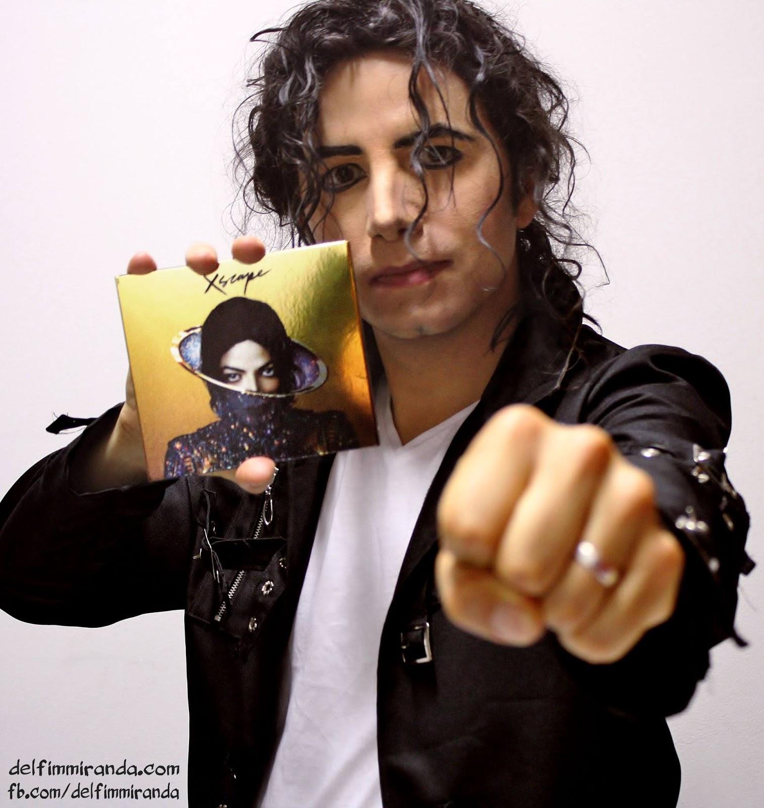 Delfim Miranda - Michael Jackson Tribute - Xscape Gold CD
