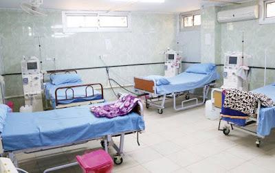 إفتتاح مركز خيري لغسيل الكلي بقرية الغريزات بسوهاج