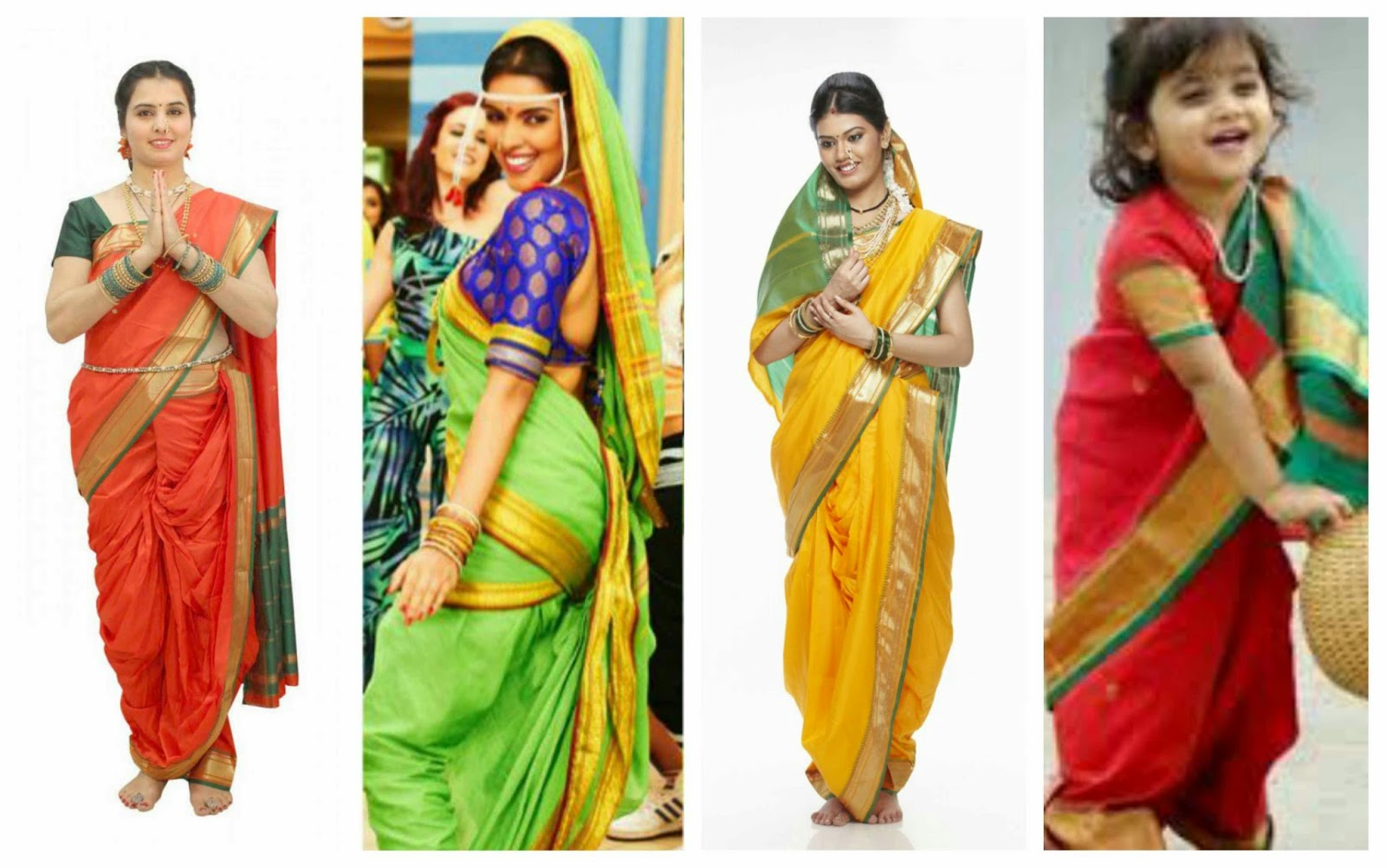 Different Traditional Dresses
