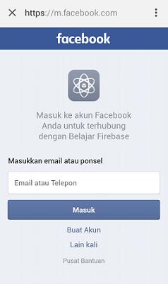 Screenshot_Autentikasi Dengan Facebook Example1