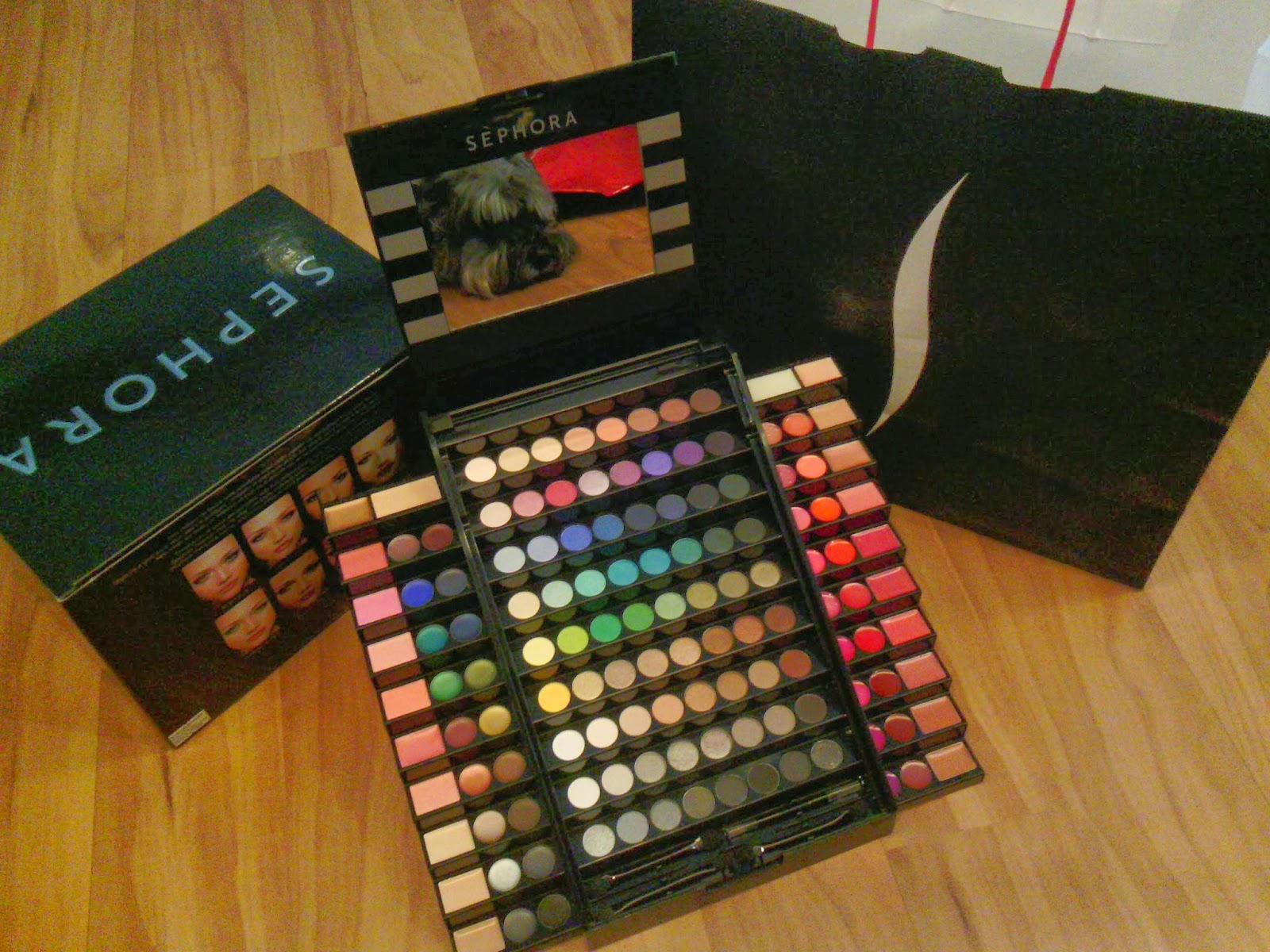 Unboxing | Sephora Makeup Academy (Blockbuster) Palette