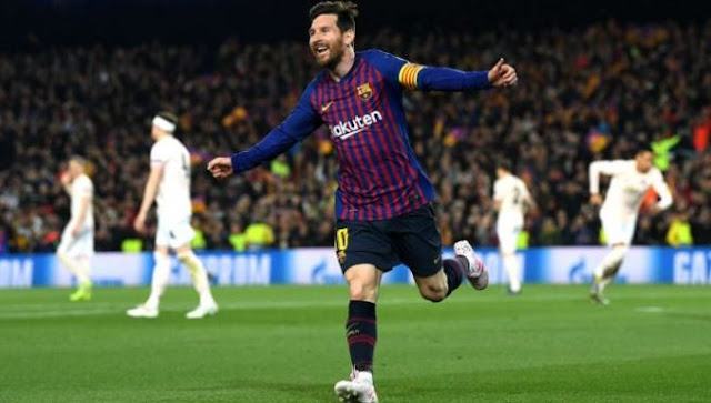 VIDEO: BARCELONA 3 – 0 MANCHESTER UNITED [CHAMPIONS LEAGUE] HIGHLIGHTS 2018/19