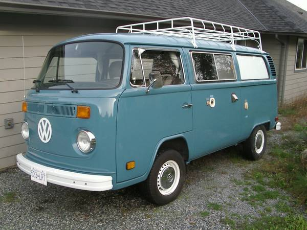 Vw Bus Tin Top Riviera For