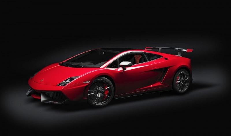 2012 Lamborghini Gallardo LP 570 4 Super Trofeo Stradale Front Angle