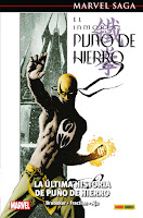 Marvel Saga. El Inmortal Puño de Hierro 1