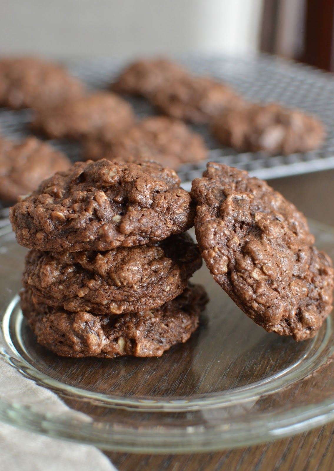 Chewy Oatmeal Chocolate Chip Cookies Old Fashioned Oats