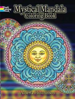 Livro de colorir mandalas