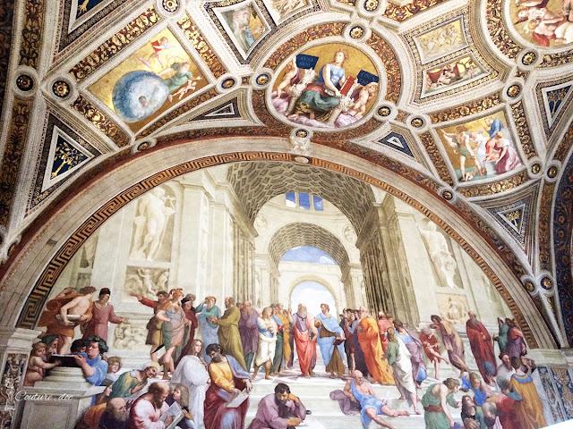 rzym, watykan, muzea watykańskie