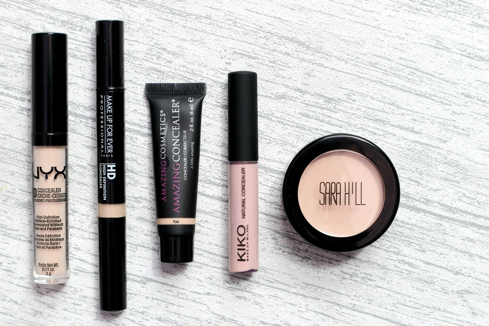 Best Concealers For Pale Fair Skin
