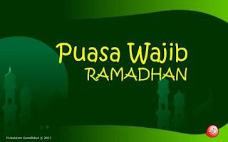 Mengenal Puasa Wajib pada Bulan Ramadhan