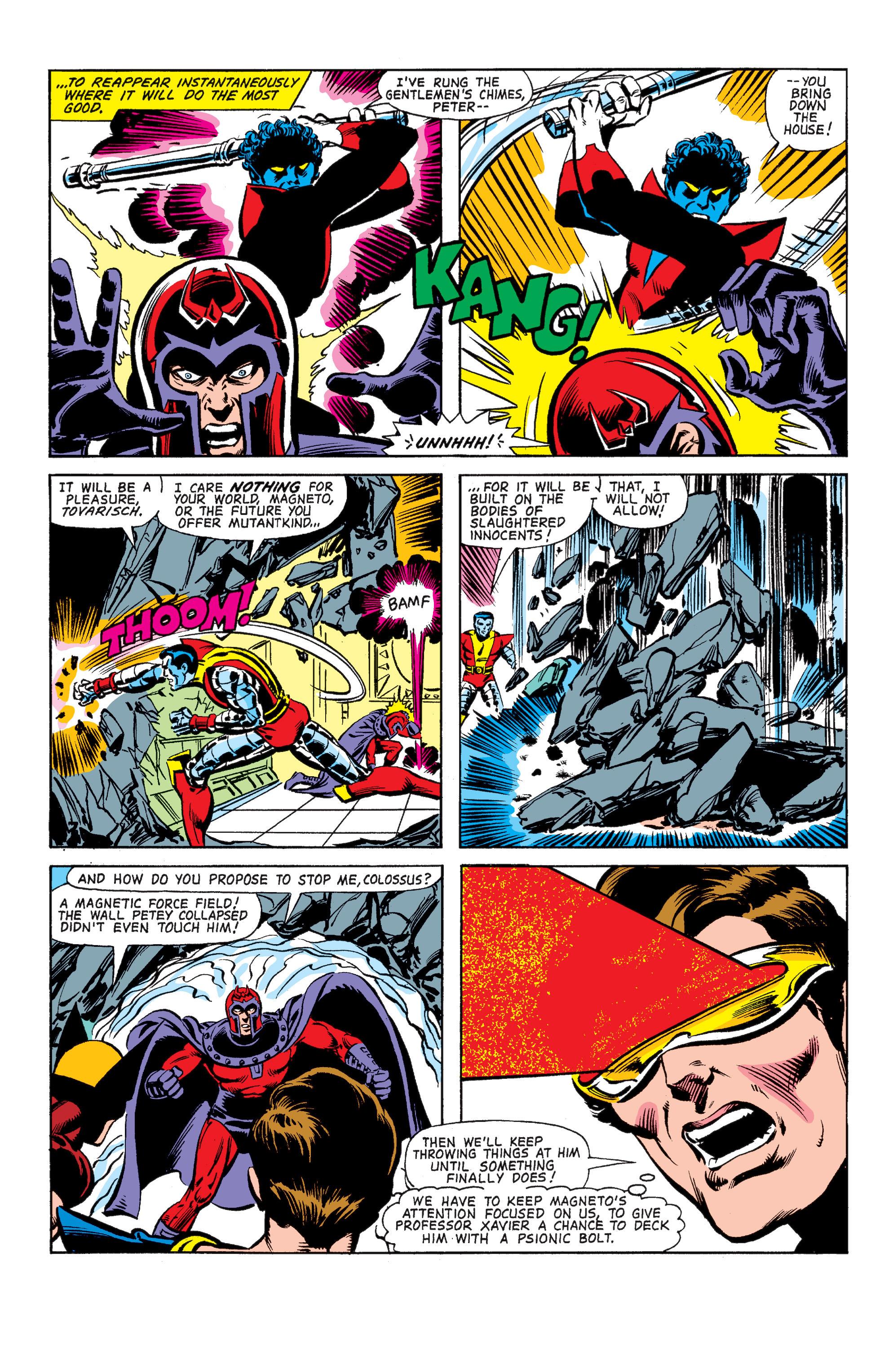 Read online Uncanny X-Men (1963) comic -  Issue #150 - 31