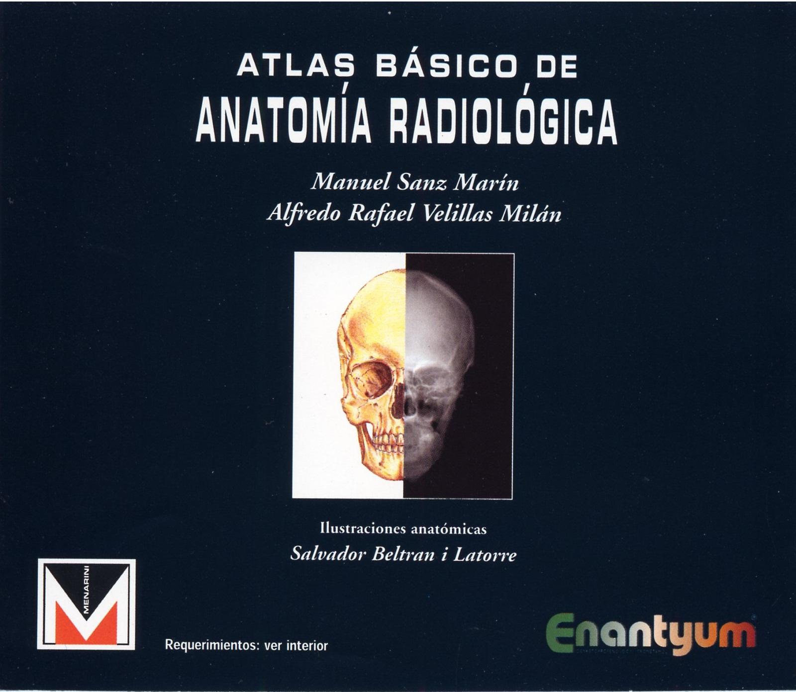 Virus Virales (FLETCHER.S.R.L.): ATLAS DE ANATOMIA RADIOLOGICA ...