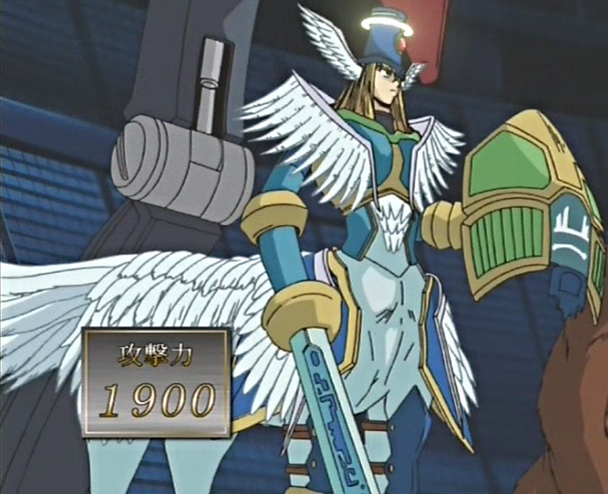 Why is it Konami is so scared to give Airknight Parshath ... Airknight Parshath