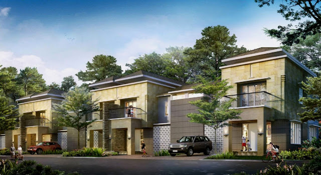 Tipe-Rumah-Townhouse-Cluster-Centronia-Residence-Sentul-City