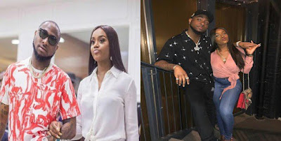 Davido hints on getting married to his bae, Chioma