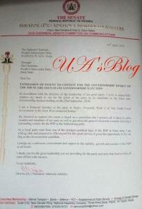 Senator Adeleke writes PDP, declares governorship ambition