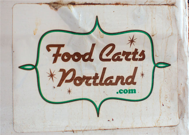 Food Cart Park in Portland, OR