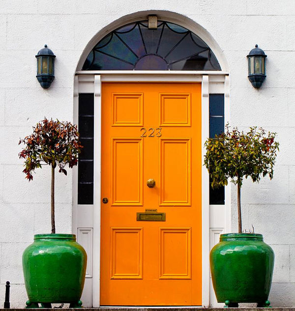 model pintu sederhana