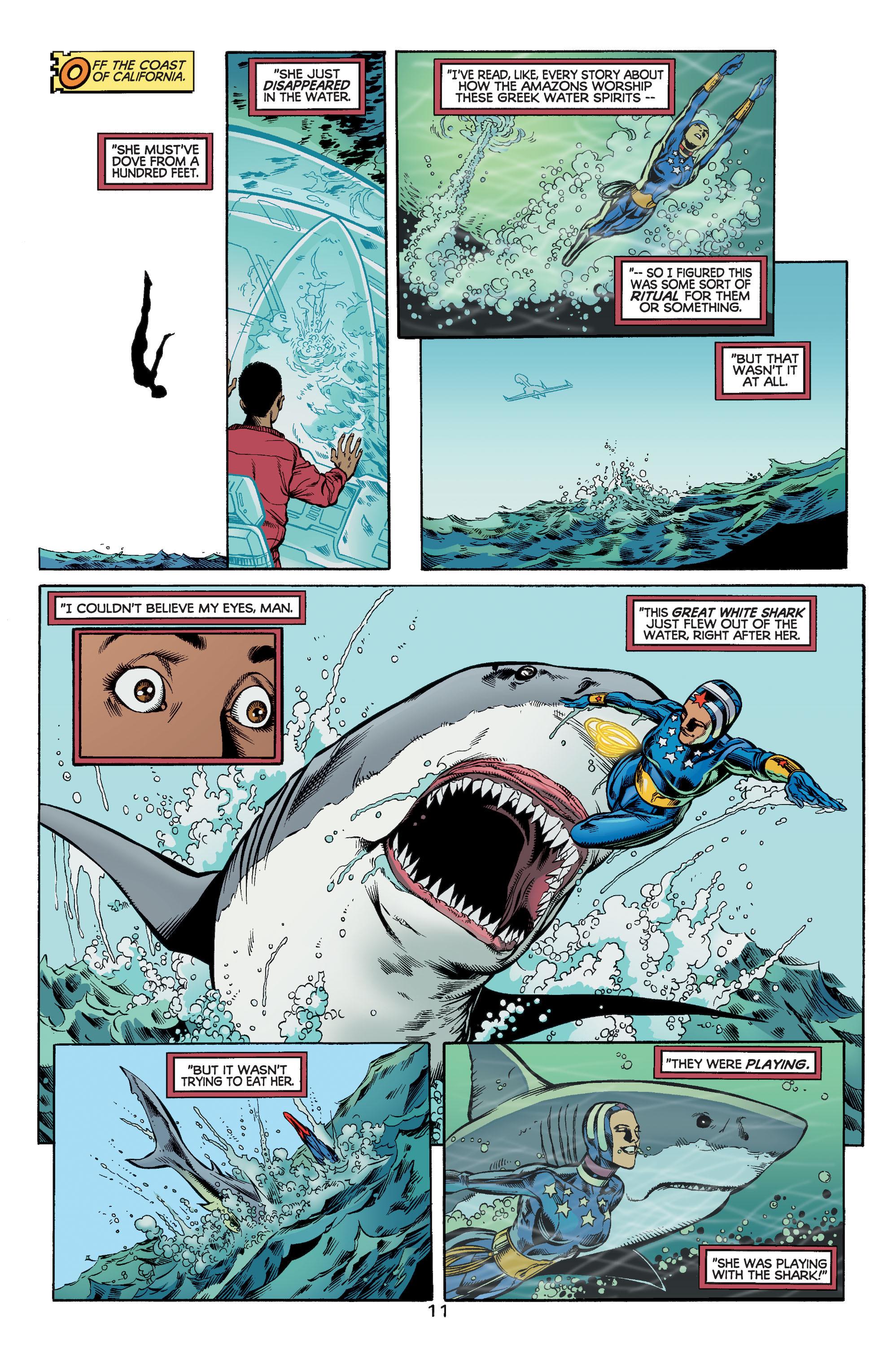 Read online Wonder Woman (1987) comic -  Issue #188 - 12