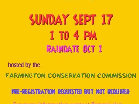 Save The Date-Farmington Fall Clean-Up-Sunday Sept 17th