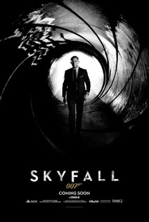 James Bond 007 Skyfall (2012) พลิกรหัสพิฆาตพยัคฆ์ร้าย 007  ภาค 23
