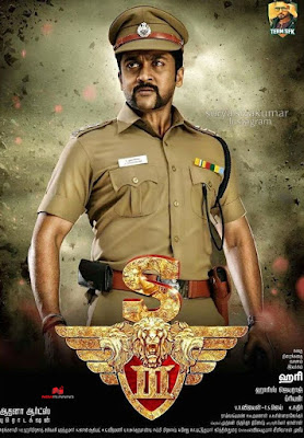 Surya Next Movie S3 Singam 3 By Director Hari