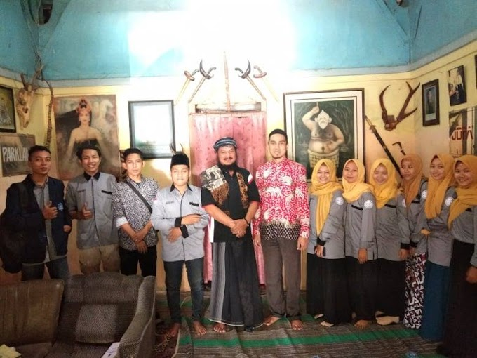 Mahasiswa PMI Ipmafa Kunjungi Situs Budaya di Rendole Pati dan Pati Ayam Kudus