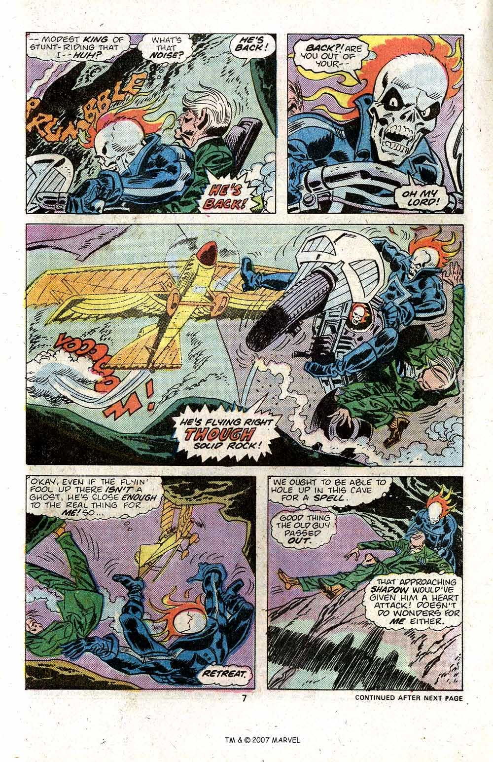 Ghost Rider (1973) Issue #12 #12 - English 9