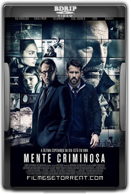 Mente Criminosa Torrent HDRip Dual Áudio 2016