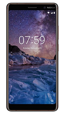 Nokia 7.1 Plus: Before the dispatch, all the cell phone data spills