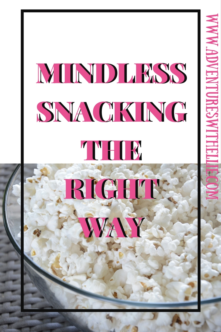 Mindless TV Doesn't Have To Mean Mindless Snacking
