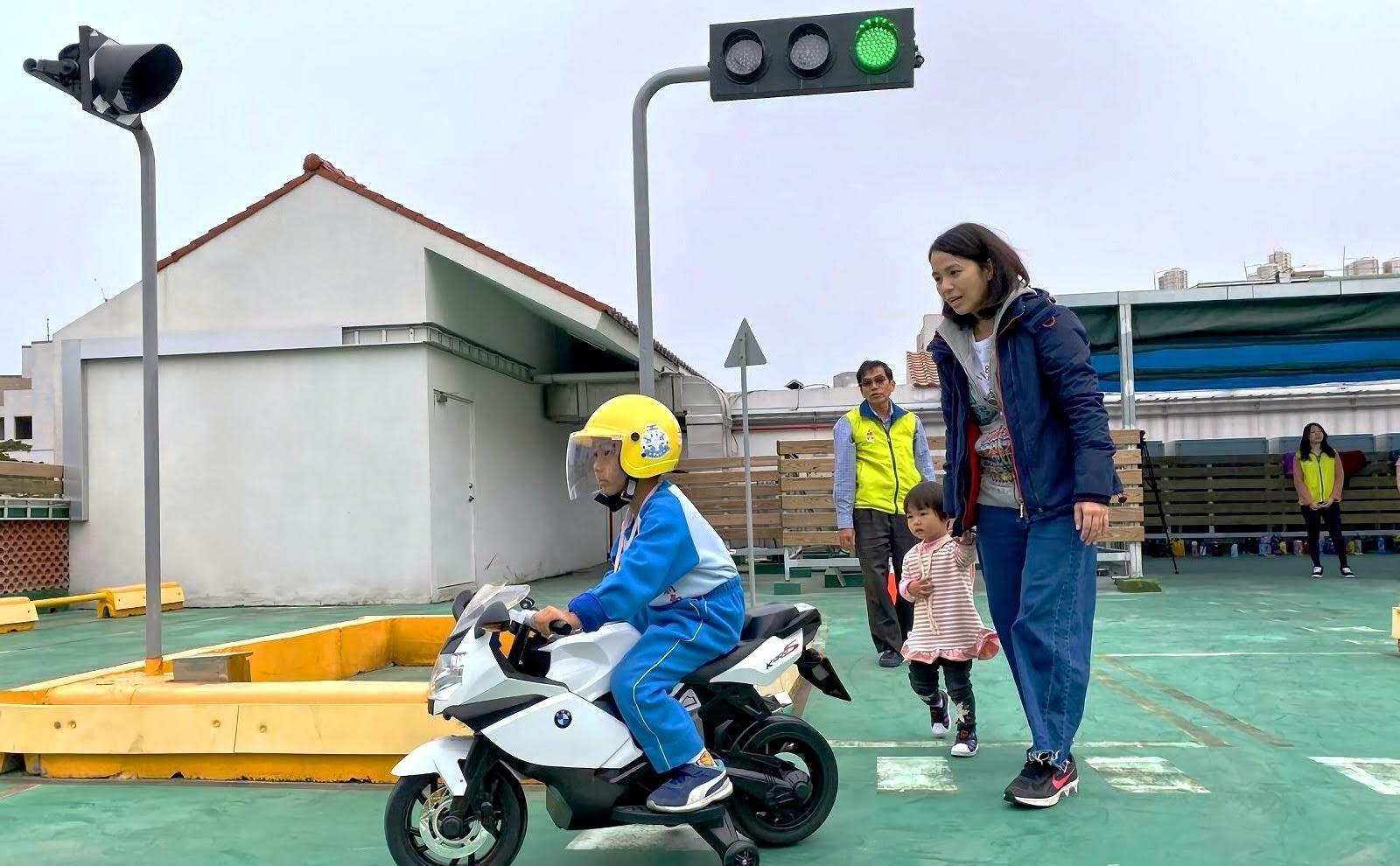 小朋友也能體驗開車!? 台南打造交通教育主題館12/9開放預約