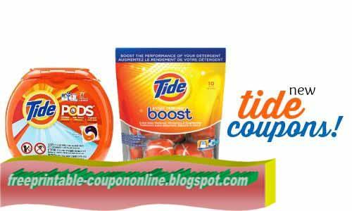 Washing powder coupons uk