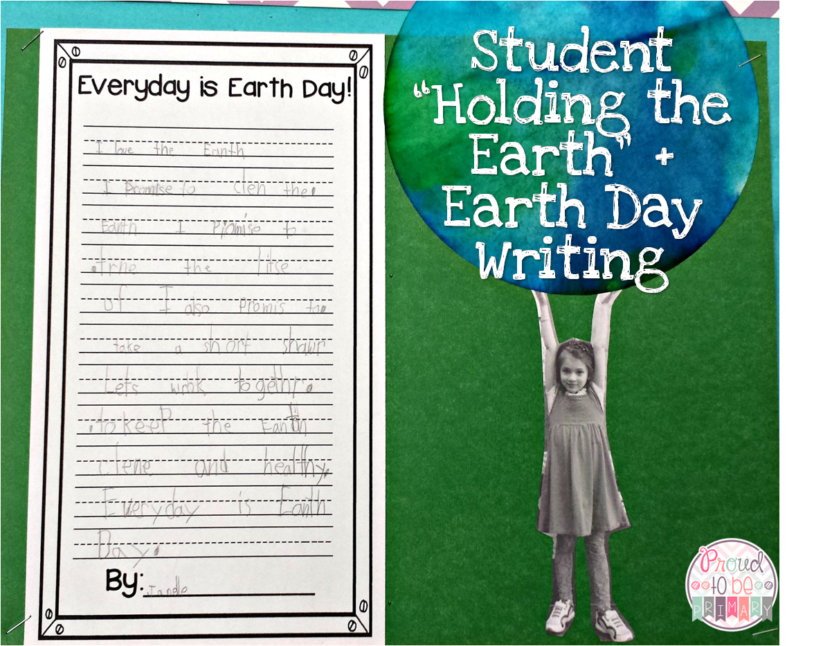 hight resolution of Earth Day Ideas and Classroom Activities
