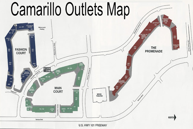 Camarillo Premium Outlets Los Angeles