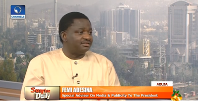 President Buhari never said Boko Haram war is over – Femi Adesina says