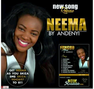 Audio | Florence Andenyi – Neema | Mp3 Download