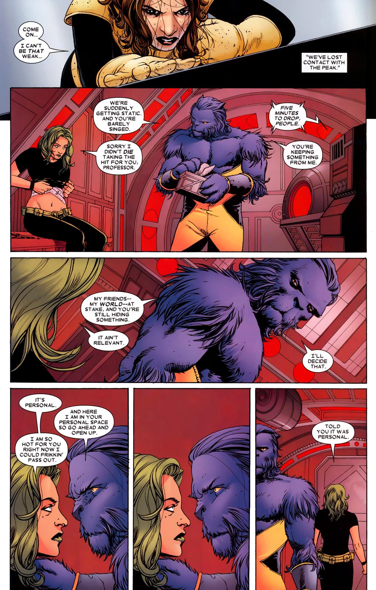 Read online Giant-Size Astonishing X-Men comic -  Issue # Full - 16