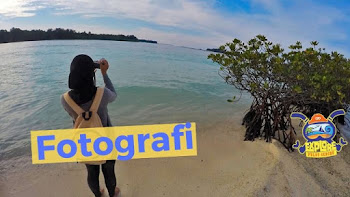 fotografi pulau seribu