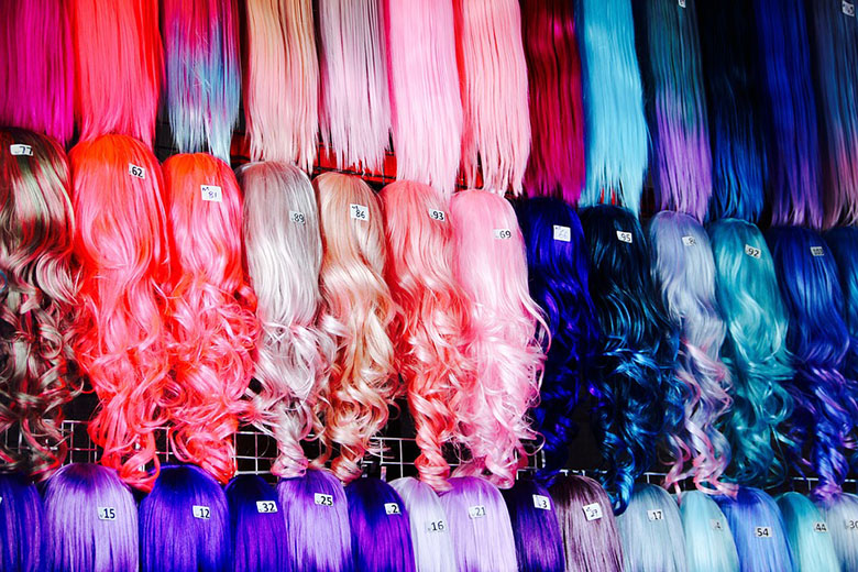 Are You Big on Wigs?