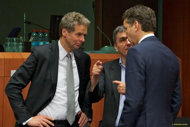 Χονδροειδή λάθη από τον Τόμσεν στο τραπέζι του Συμβουλίου κρατών μελών της ΕΕ