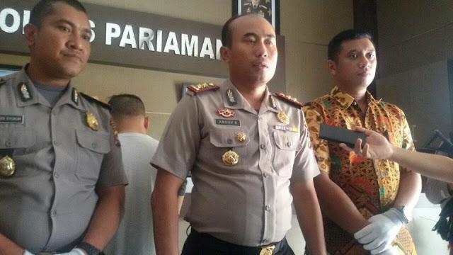 Merasa Gelisah dan Bersalah, Maling Kotak Infak Masjid Rambai Serahkan Diri ke Polisi