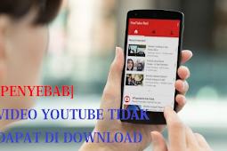 Kenapa Video Youtube tidak bisa disimpan offline? ini Jawabannya!
