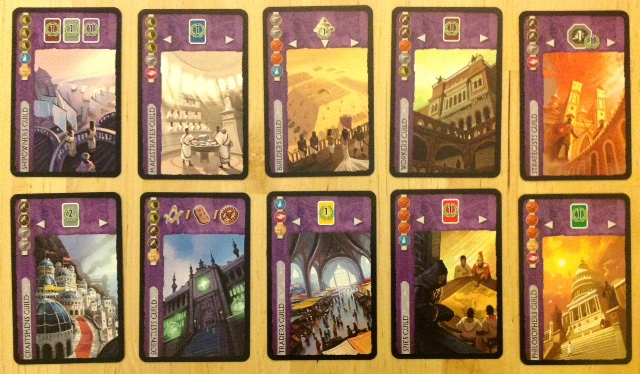 7 wonders how to play